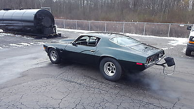 1970 Chevrolet Camaro ( 7 sec. street legal car) pro street drag race