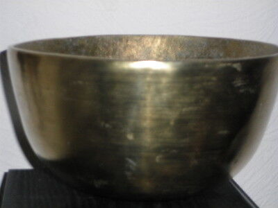Massive Klangschale, massive singing bowl, 2kg, China