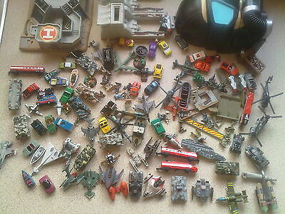 Micro Machines Galoob Huge Assortment, 90's Collection, Cars, Trucks, Planes lot