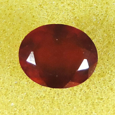 5.20Cts 100% Natural Axinite Oval Cut Attractive! Earth Mined  Loose Gemstones
