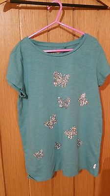 Girls sequin top 11 / 12 years -** new and unworn** - from NEXT  ♡♡♡♡♡♡♡♡♡♡♡