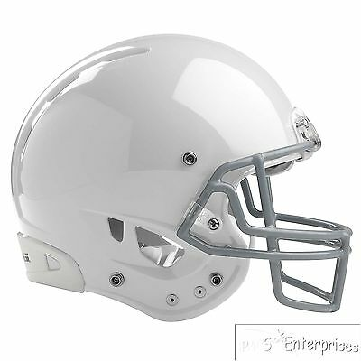 2015 Rawlings Force NRG yth football helmet NEW White S 88(mask sold separately)