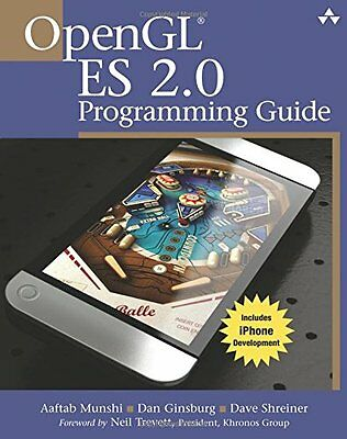 OpenGL ES 2.0 Programming Guide Copertina flessibile