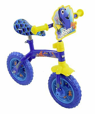 Finding Dory 2-In-1 10 Inch Training Bike