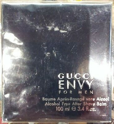 Envy Gucci for men BAUME APRES RASAGE 100 ml. ALCOHOL FREE