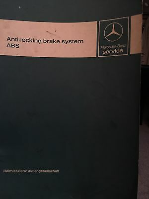 Mercedes Abs Manual For Model 116
