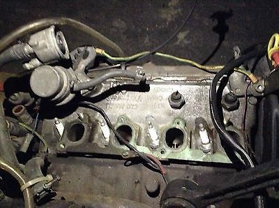 Volkswagen Polo MK2 1.0 Engine and Gearbox Manual