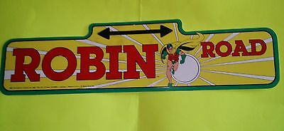 Robin Road Street sign - fast shipping!