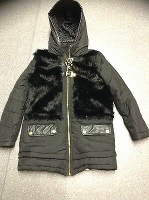 river island girls coat Age 9