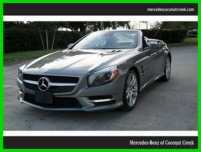 2013 Mercedes-Benz SL-Class SL550 2013 SL550 Used Certified Turbo 4.7L V8 32V Automatic Rear Wheel Drive Premium