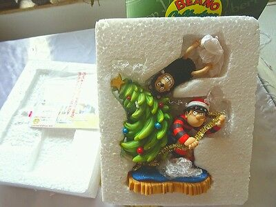 Beano And Dandy Christmas Capers Ltd Edt 600 Brand New # Bdcs07