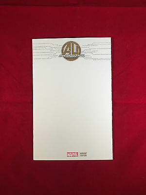 Age of ULTRON, Book One, Blank Cover for Commission, NM