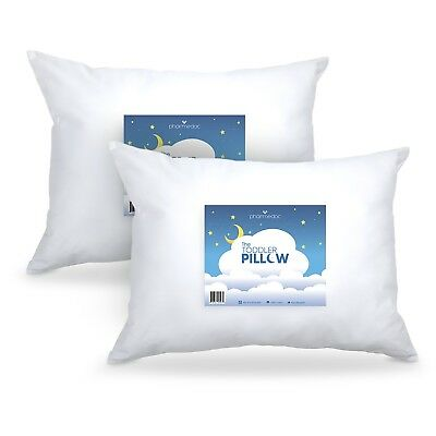 2 Pack Toddler Pillows – Breathable Little Pillow for Children ages 1-5