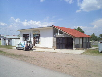 Land,buildings and business for sale,investment opportunity