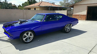 1969 Chevrolet Chevelle  1969 Chevy Chevelle Pro Street Custom one off