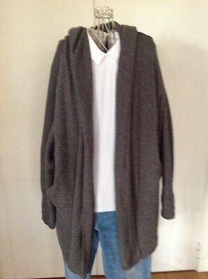 gilet gris chiné SUD EXPRESS T2 NEUF