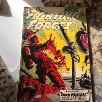 fighting forces 29