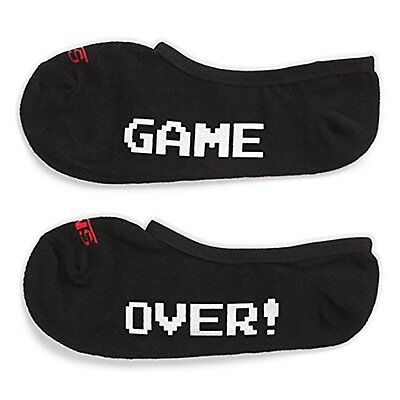 Vans Off The Wall Women's Nintendo Canoodle Ankle Socks - Game Over