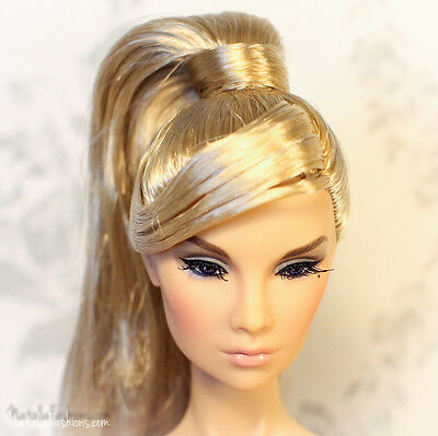 Last One New Head Only Fashion Royalty Lady Stardust Tulabelle Industry Doll