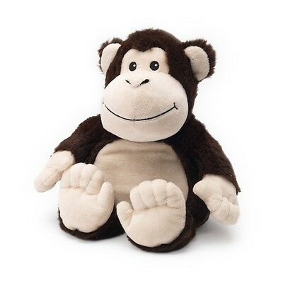 Warmies Cosy Plush Monkey Lavender Scented Microwavable Soft Toy CP-MON-2