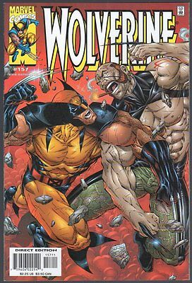 US Comics, Wolverine #157, Dec 2000