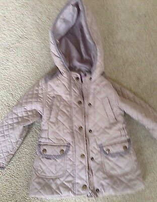 Girls Coat Age 2-3