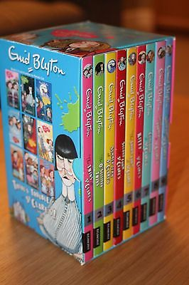 Enid Blyton St Clares Boxed Set 9 Books Collection Classic Childrens books