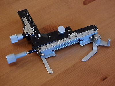 Lomo CT-12 mechanical stage for Biolam Microscopes etc.