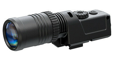 Pulsar X850 IR Flashlight with weaver mount for Night Vision Scopes   Brand New