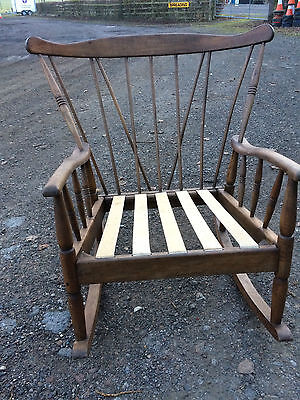 Vintage Rocking chair...1900s/30s