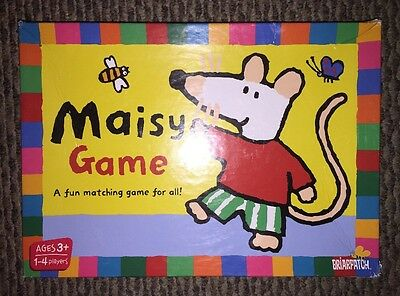 Briarpatch Maisy Game: A Fun Matching Game For All - 100% Complete