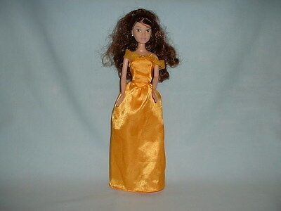 BEAUTY AND & BEAST BELLE Action Figure Toy Doll WALT DISNEY PRINCESS/FILM/MOVIE