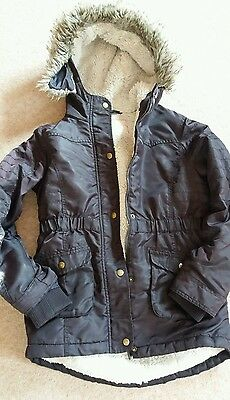 Girls coat 10-11 years brand Nutmeg in excellent condition