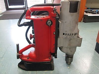 Milwaukee 4203 Variable Speed Adjustable Base Electromagnetic Drill Press