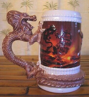 Pirates of the Caribbean Ceramic Beer Stein