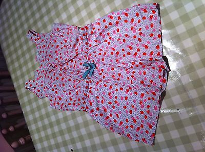 Mini Boden Girls shorts outfit, age 4-5