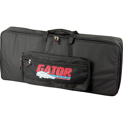 Gator Cases GKB-61 Keyboard Gig Bag For 61 Key- Keyboards