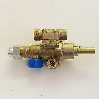 Natural Gas Pel22S Vertical Safety Gas Valve For Chinese Wok Cooker Range