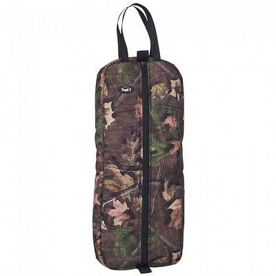 Tough 1 Nylon/Poly Halter/Bridle bag in Camouflage horse tack equine 61-7050