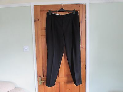 northern soul / 50s twin pleated turn up trousers W 40 X L 30