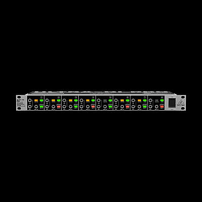 Behringer Ultra DI Pro DI800 8 Channel Active Di Box