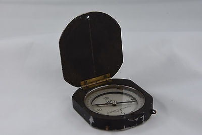 ANTIQUE KEUFFEL & ESSER COMPASS Made in USA K&E LOOK NR