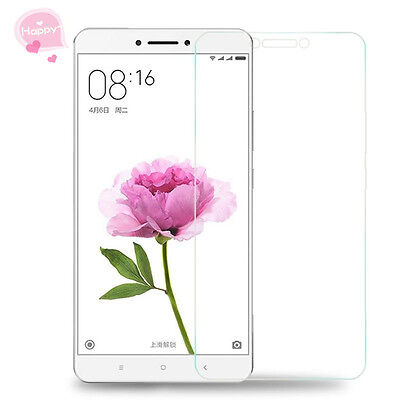 Hot 9H+ HD Premium Real Tempered Glass Screen Protector For Xiaomi Mi Max Mimax