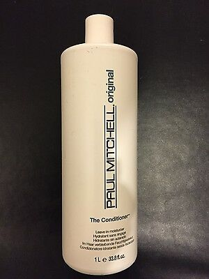 Paul Mitchell The Conditioner Liter (33.8oz) ~ Ship Fast