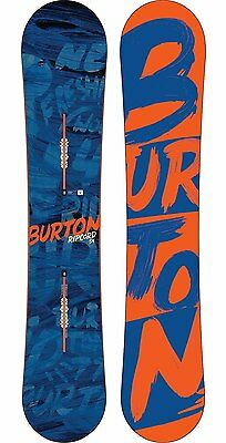 New in Plastic BURTON RIPCORD 154 cm SNOWBOARD All Mountain