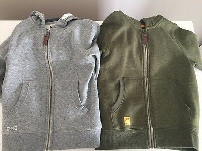Next Boys Hoodies Size 6 Worn Once