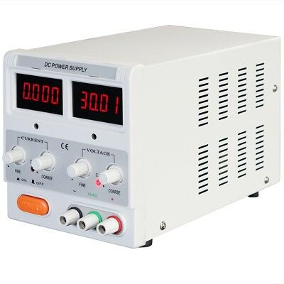 # 30V 5A DC Power Supply Switch Mode Variable Adjustable Output Digital Display