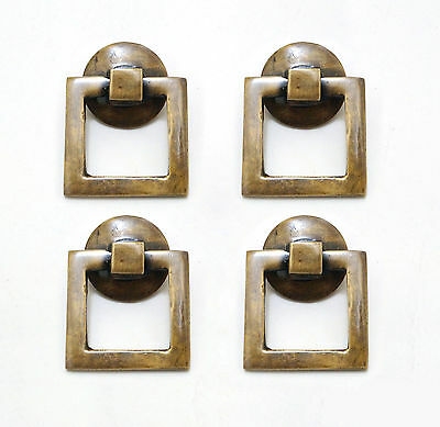 Lot of 4 pcs ANTIQUE RETRO Vintage Era Cabinet Handle Pull Vintage Cabinet KNOB