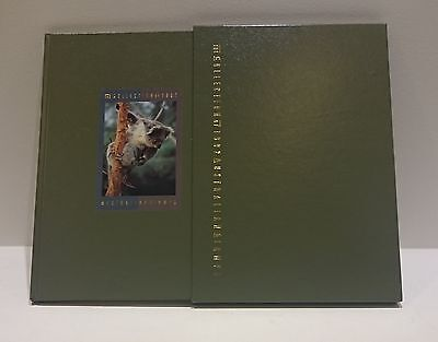 The Collection of 1992 Australian Stamps Album and Slipcase - No Stamps Included