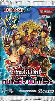 Number Hunters Booster Pack [NUMH] (Yugioh) 1st edition